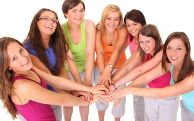 Communiquer avec les filles en activité physique