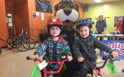 Récupère-don ton vélo fait 107 heureux de plus cette année