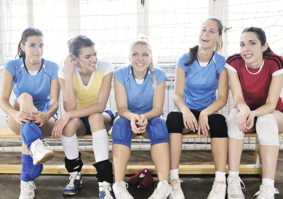 filles basketball